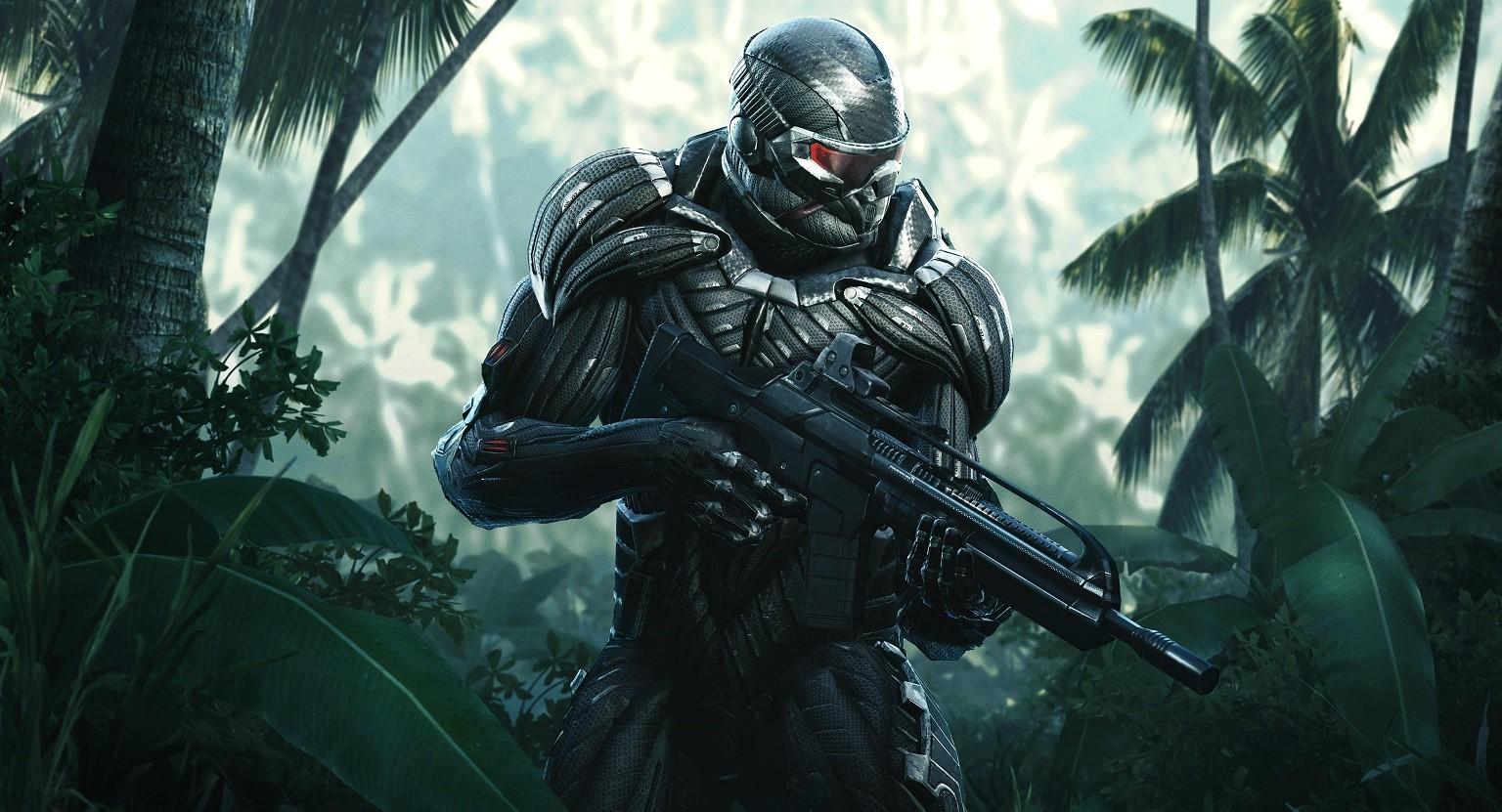 Crysis 4 на подходе? Crytek работает над крупным ААА-проектом с открытым миром