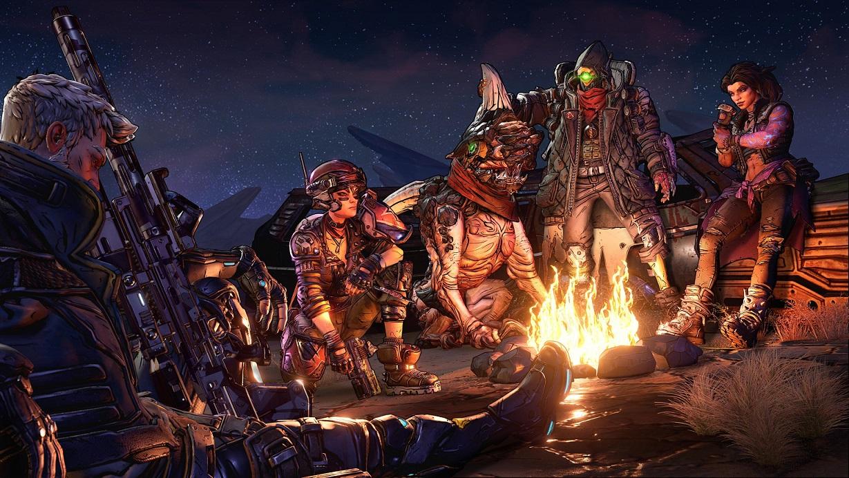Из Borderlands 3 удалили защиту Denuvo