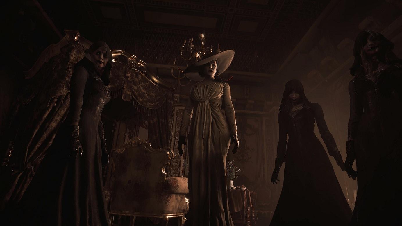 Несколько новых деталей о Resident Evil: Village