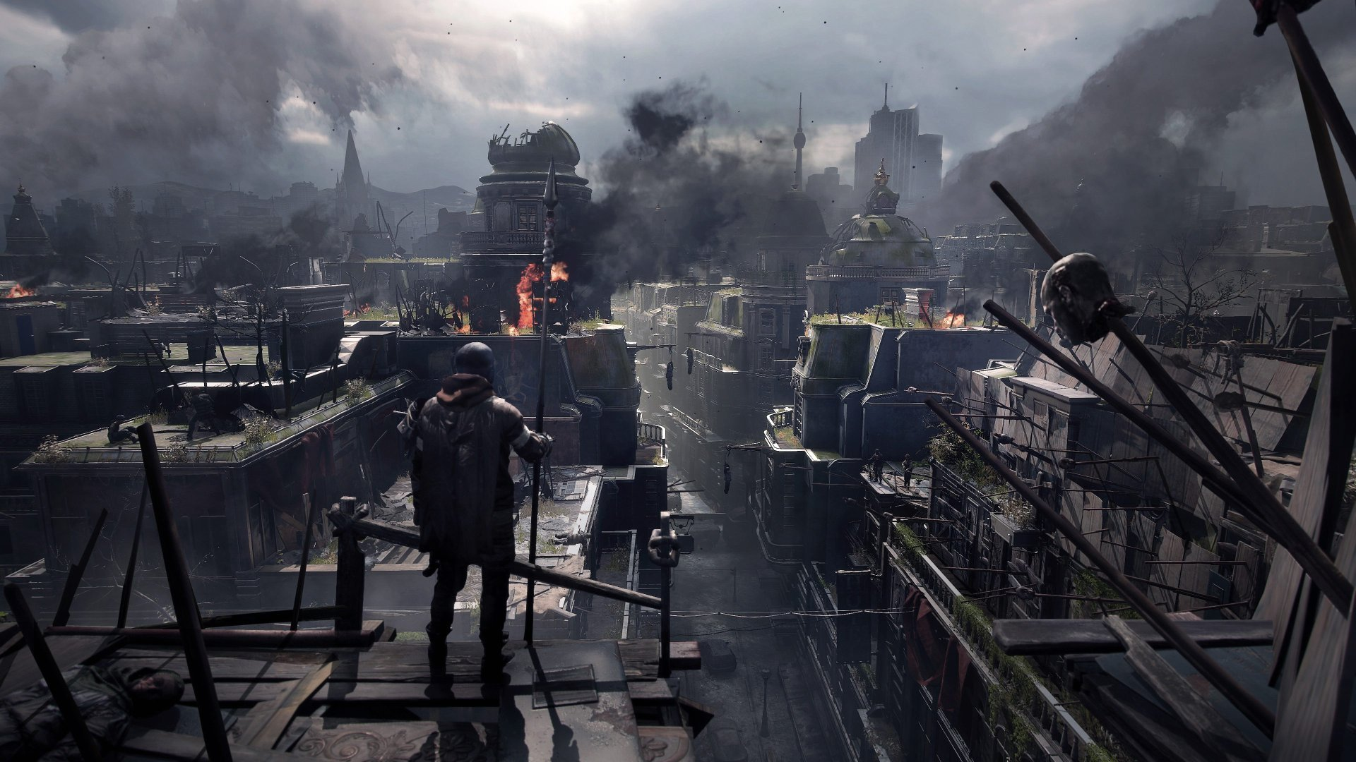 Новые проблемы с Dying Light 2. Проект покинул сценарист и арт-директор, который проработал в студии 22 года