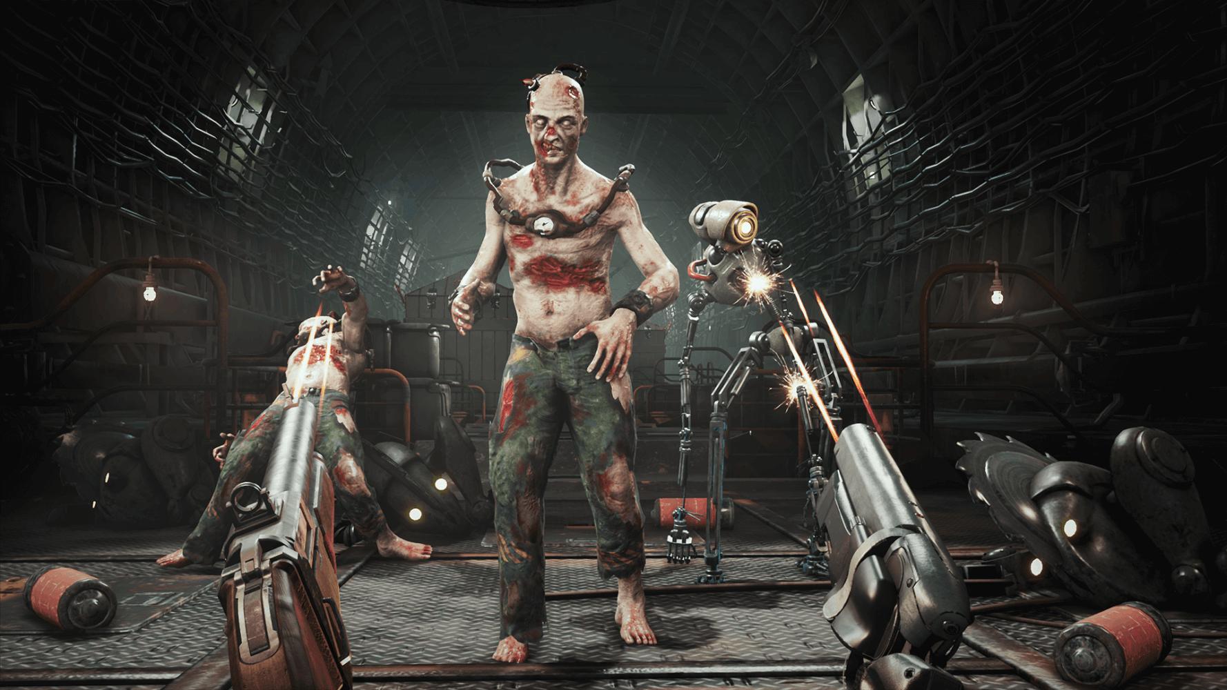 NVIDIA показала игровой процесс российской RPG Atomic Heart с трассировкой лучей