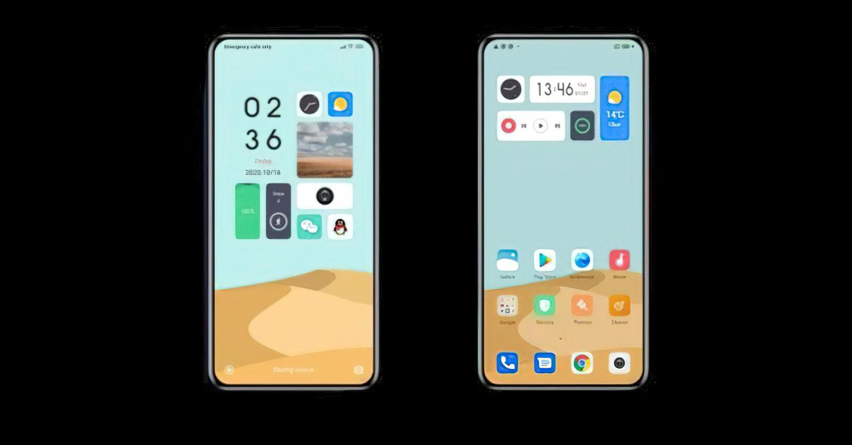 Смартфоны Xiaomi можно превратить почти в vivo