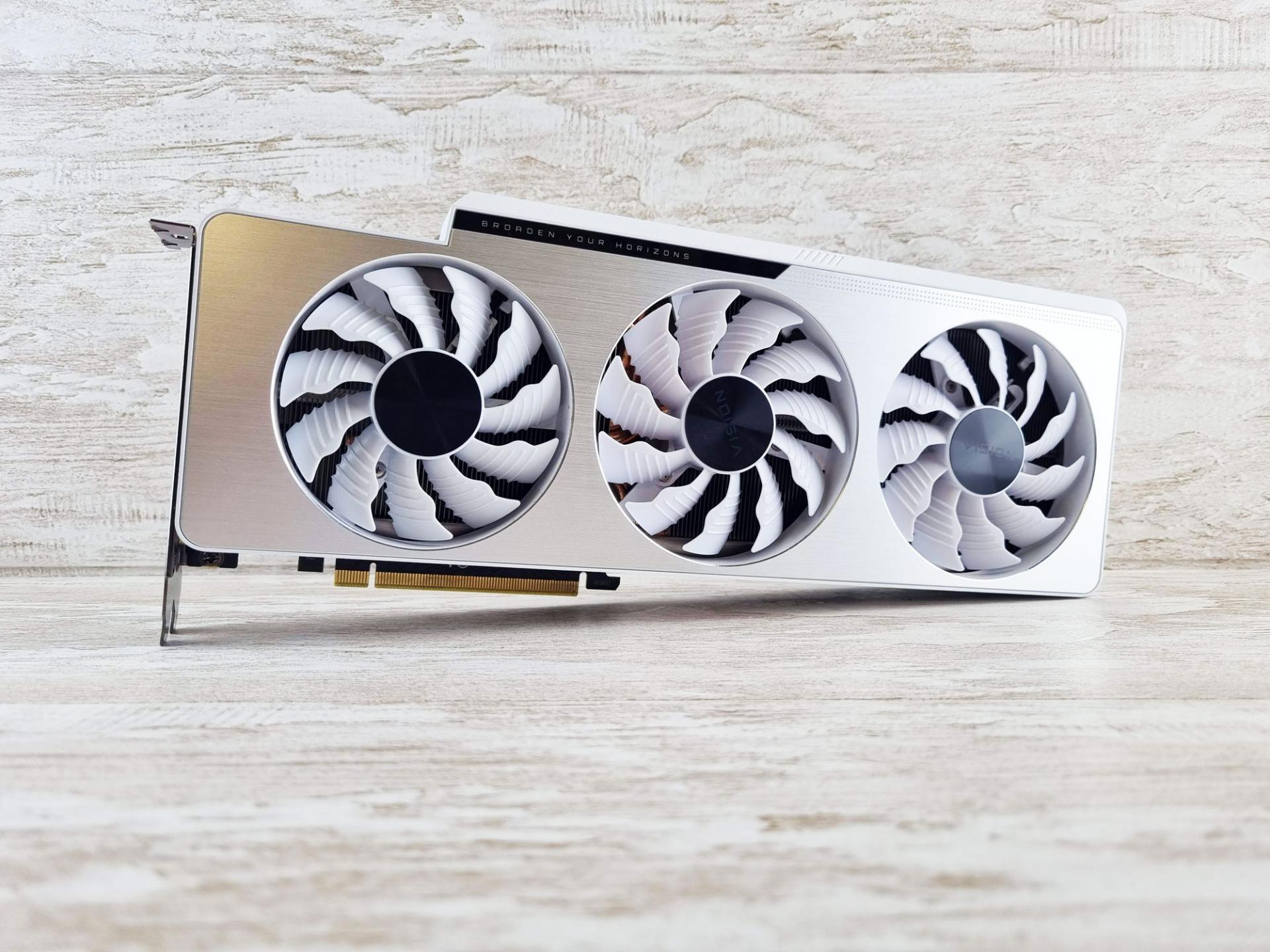 Тест-драйв видеокарты GIGABYTE GeForce RTX 3080 Ti VISION OC 12G