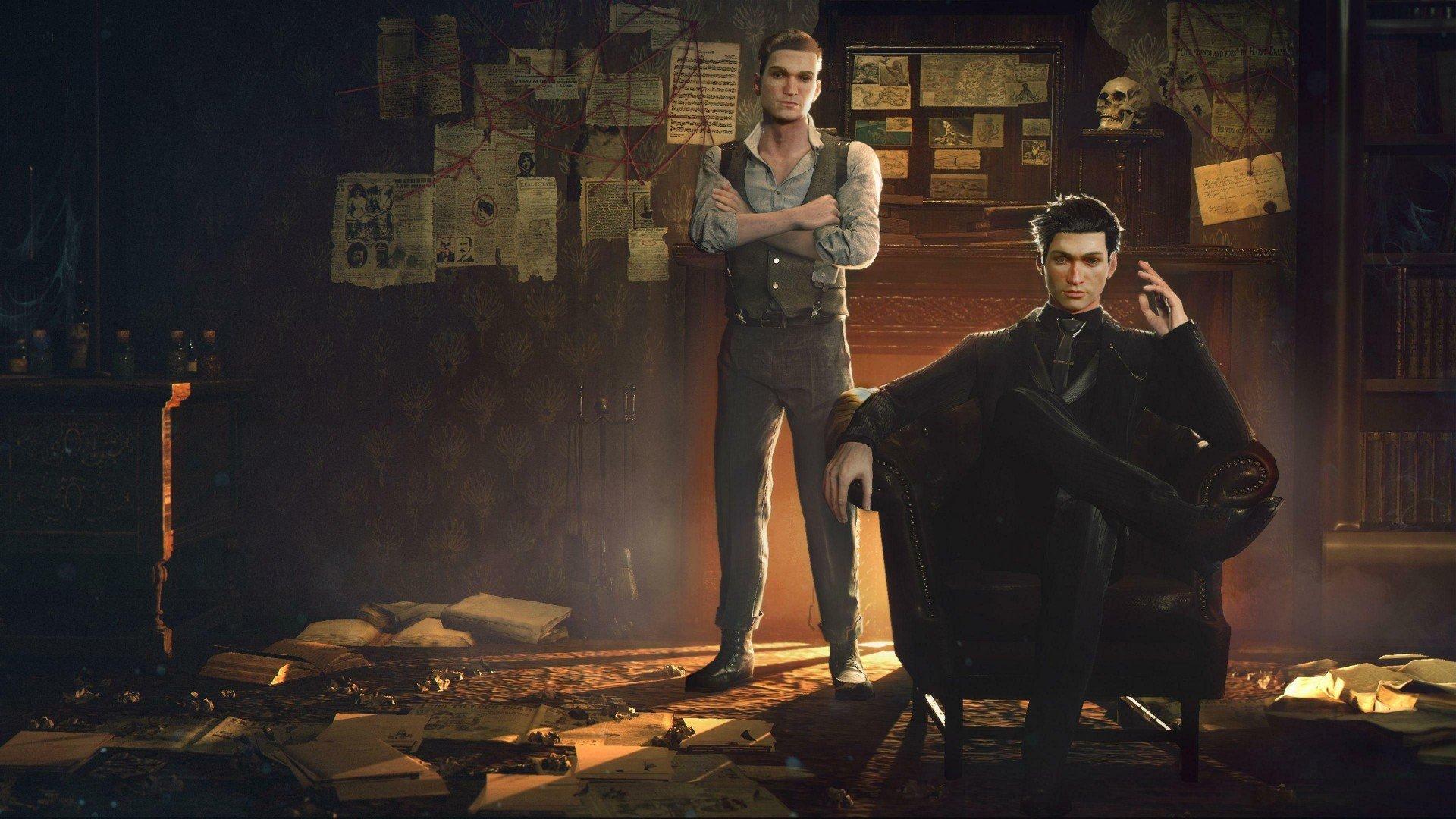 Вышло геймплейное видео новой игры про молодого Шерлока Холмса