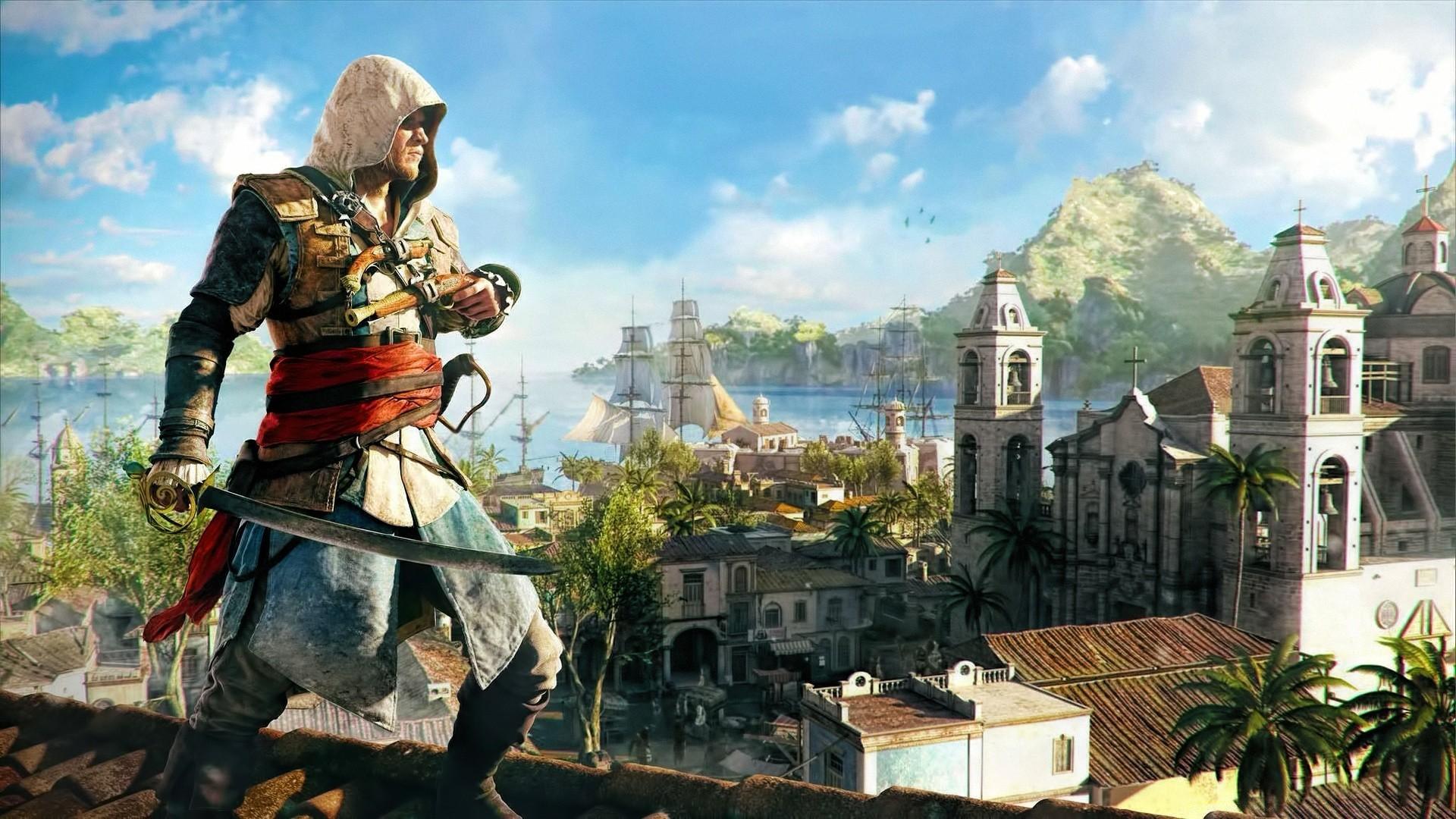 Крупная распродажа от Ubisoft. Скидки на серии Assassin's Creed, Far Cry, The Division и другие игры студии