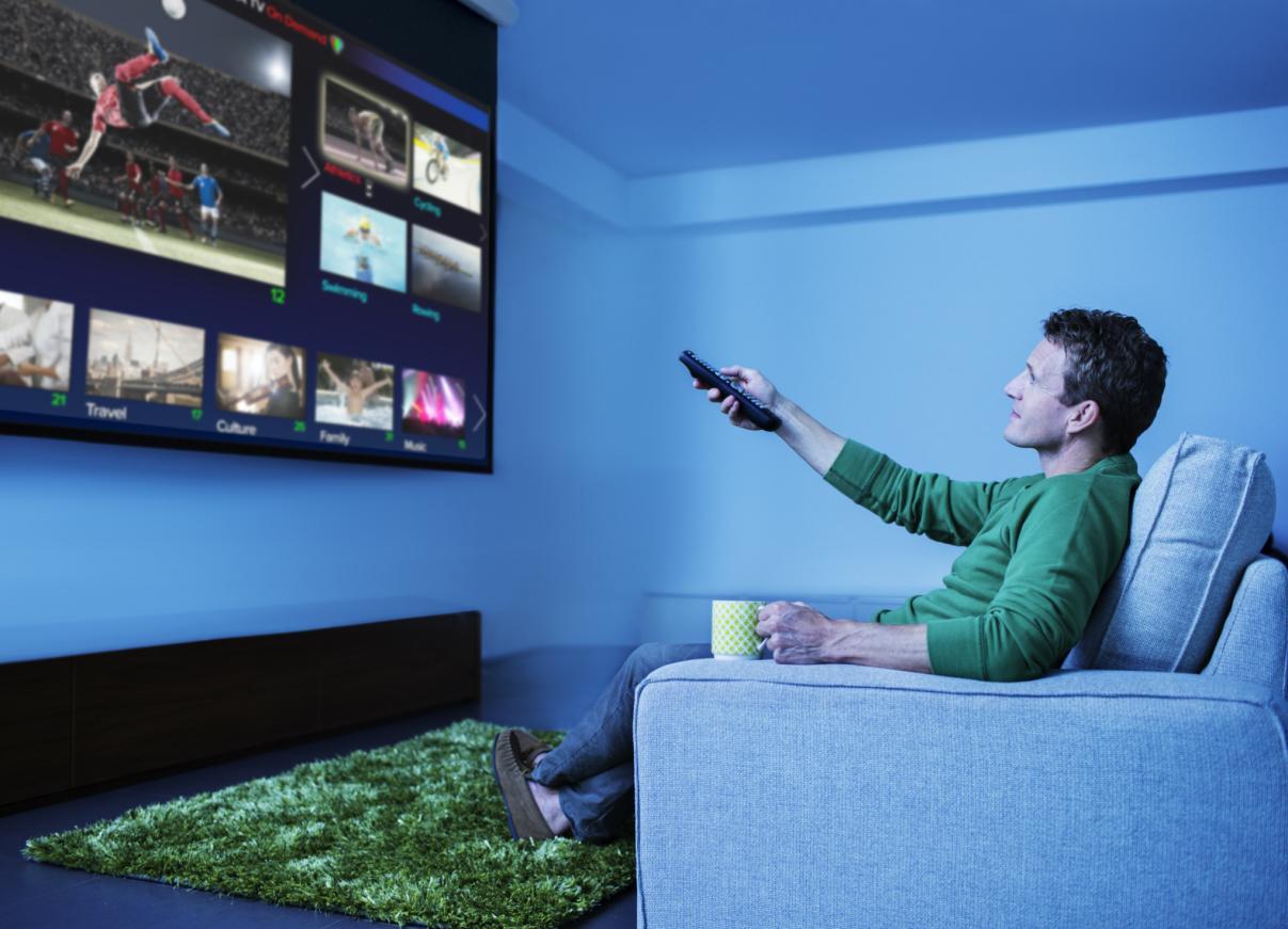 Цифровое русское телевидение: преимущества и подключение