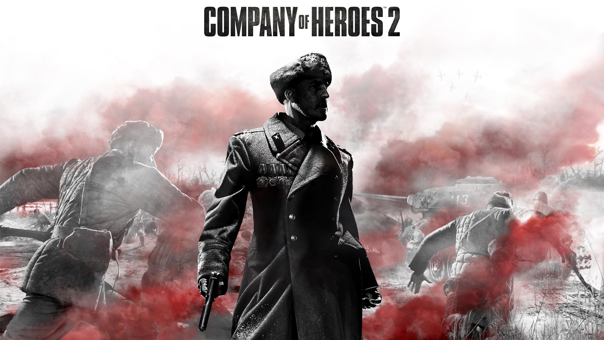 Получите бесплатно стратегию Company of Heroes 2 на PC