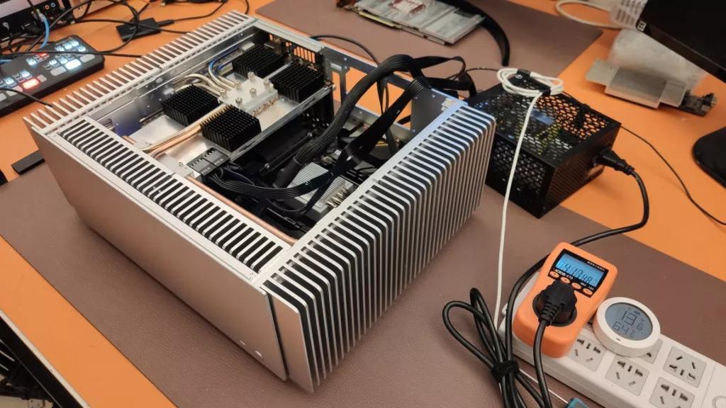 Бесшумная GeForce RTX 3080 с пассивным кулером: что она может?