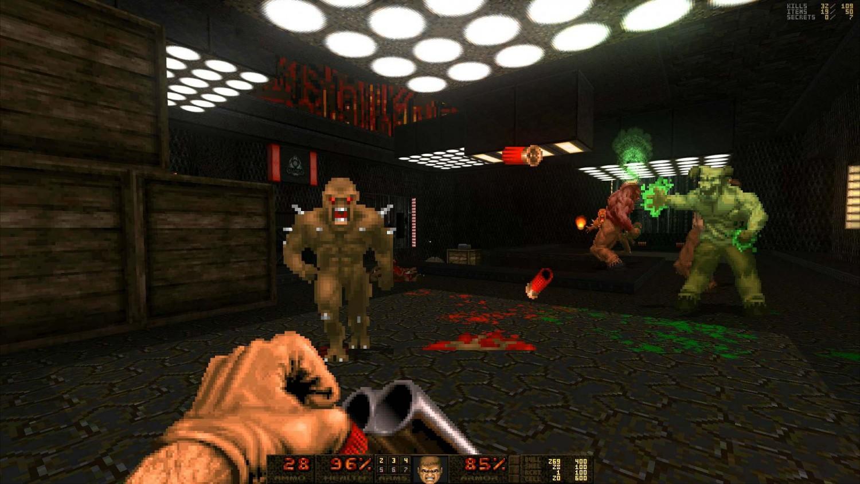 Моддер в разы улучшил первый Doom