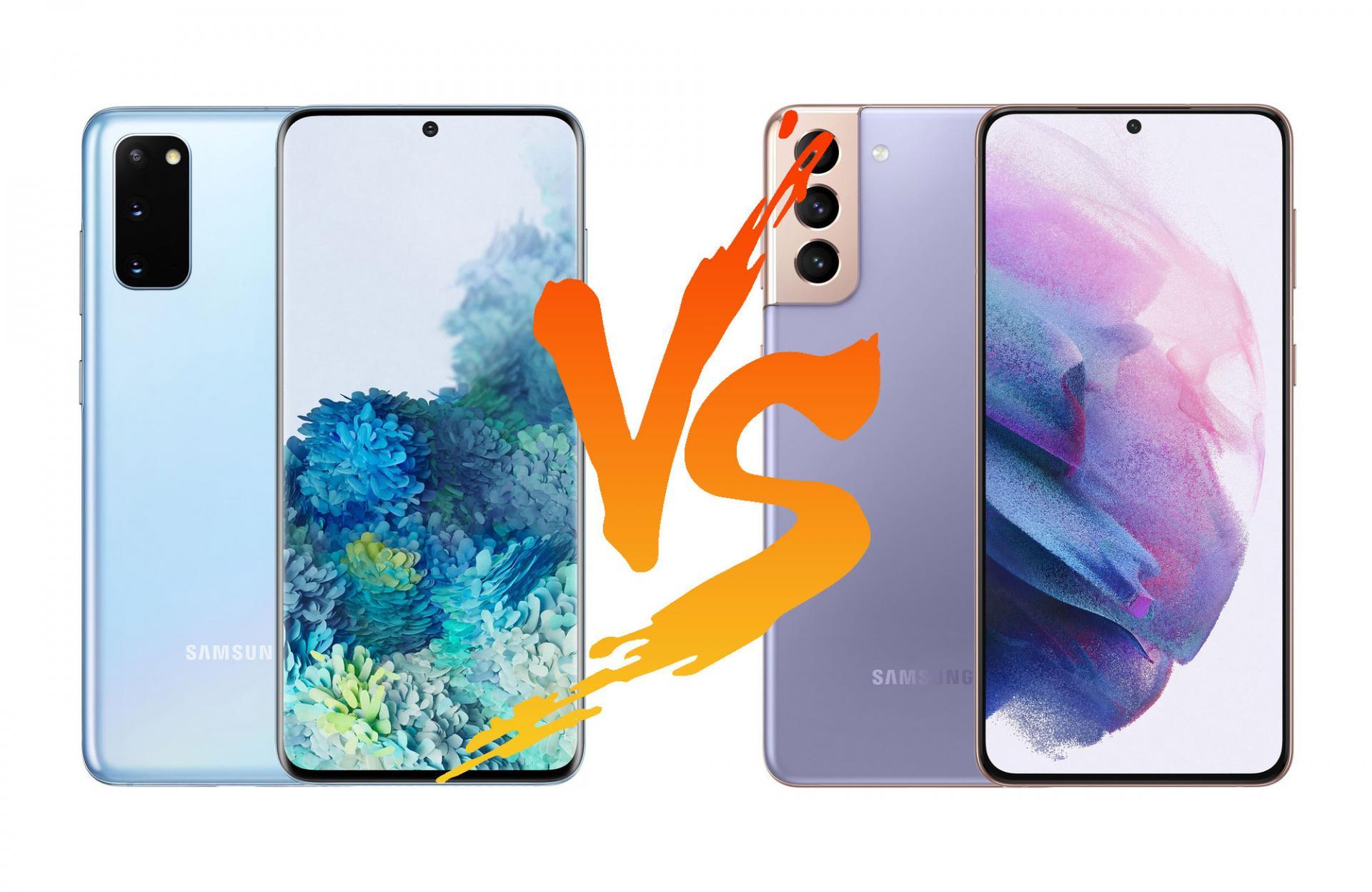 Samsung Galaxy S21 или S20: какой актуальнее в 2021 году и почему?