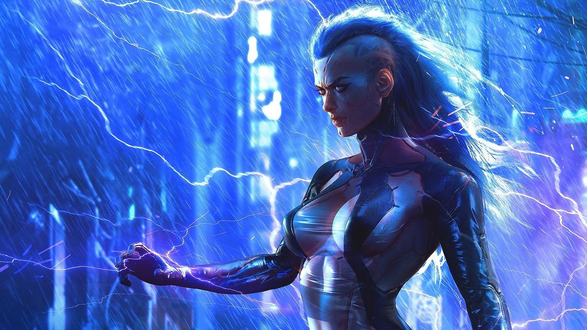 В Steam проходит распродажа Cyberpunk 2077 и других игр от CD Projekt RED