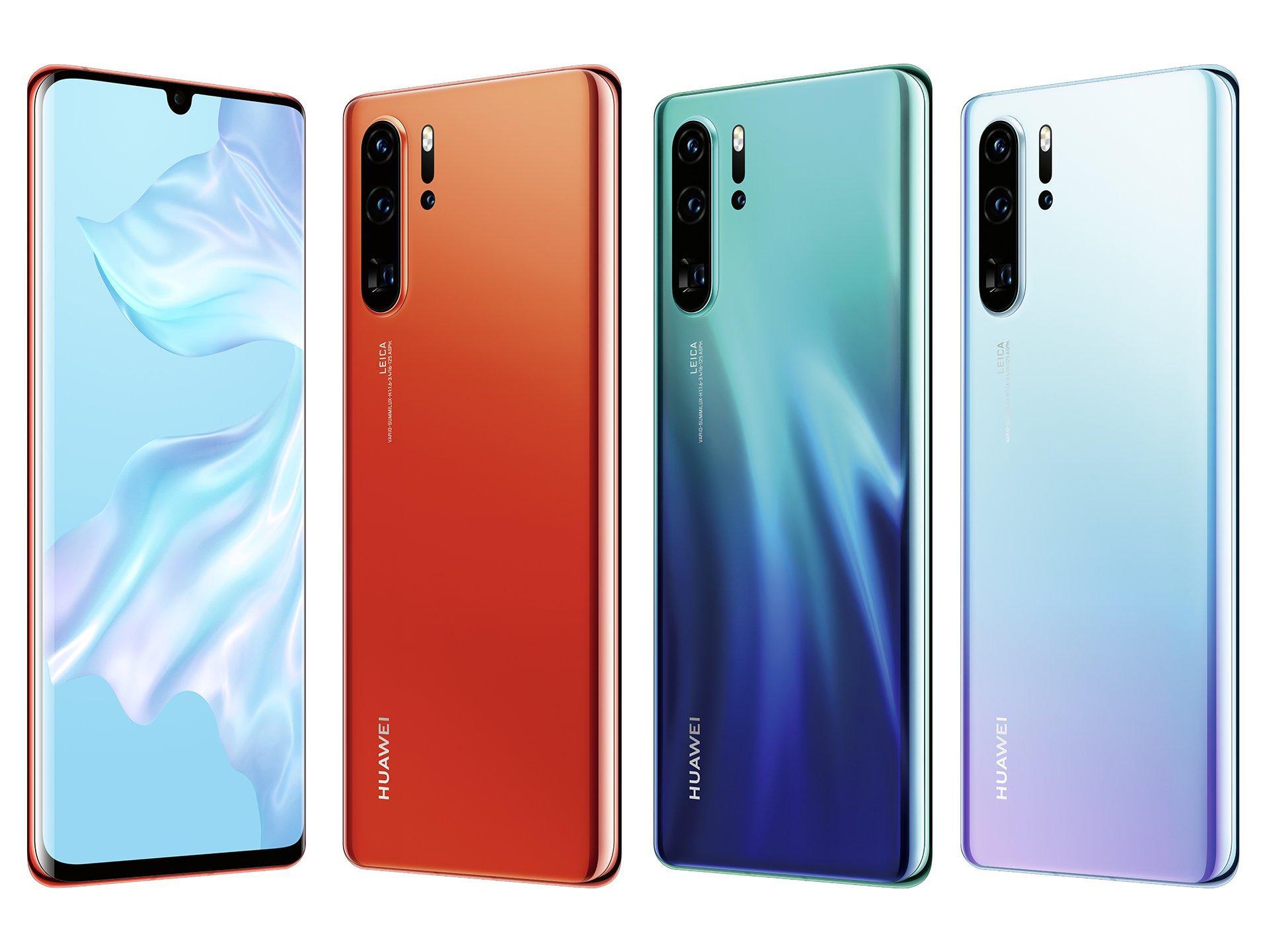 Владельцы Huawei P30 сообщают о быстром разряде аккумулятора после обновления