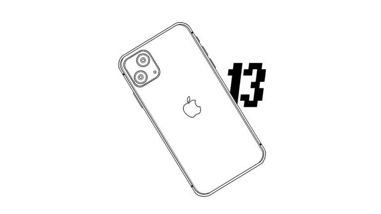 Новое фото моделей iPhone 13 и iPhone 13 Pro