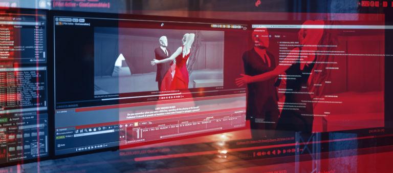 Искусственный Интеллект снял короткометражный фильм в духе Феллини
