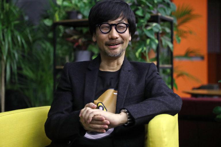 Хидео Кодзима сделает игру для Xbox?