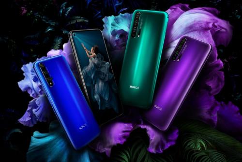 Эти смартфоны HONOR будут продолжать получать обновления от Huawei