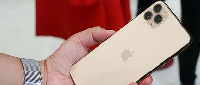 У человечества кончились деньги на новые смартфоны. Население скупает старье