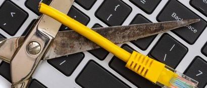 Оборудование для «суверенного интернета» вызывает системные сбои у МТС, «Мегафона», «Билайна» и Tele2