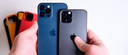 Хозяева новых iPhone 12 массово остаются без мобильной связи