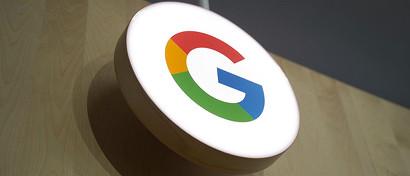 Google получил в России рекордный штраф