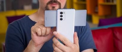 Смартфон с удивительным экраном, которого больше нигде нет, провалился в продаже. Видео