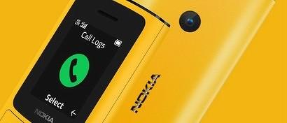 В России вышли сверхдешевые 4G-мобильники Nokia «для параноиков». Фото