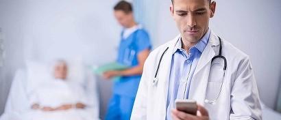 До конца 2021 г. любой россиянин сможет записаться в поликлинику и вызвать врача на дом через смартфон