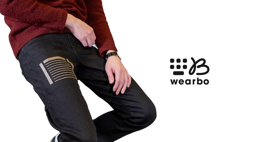 Wearbo: одежда с клавиатурой для умных гаджетов