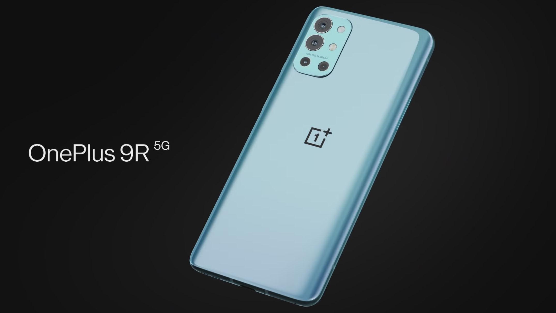 OnePlus 9R: игровой смартфон с процессором Snapdragon 870, 120 Гц дисплеем, камерой, как у OnePlus 8T, и батареей, как у OnePlus 9