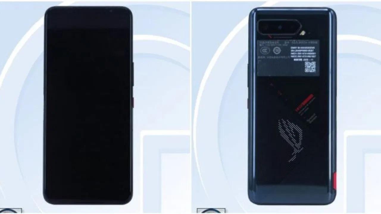 TENAA раскрыла дизайн и характеристики нового игрового смартфона ASUS ROG Phone