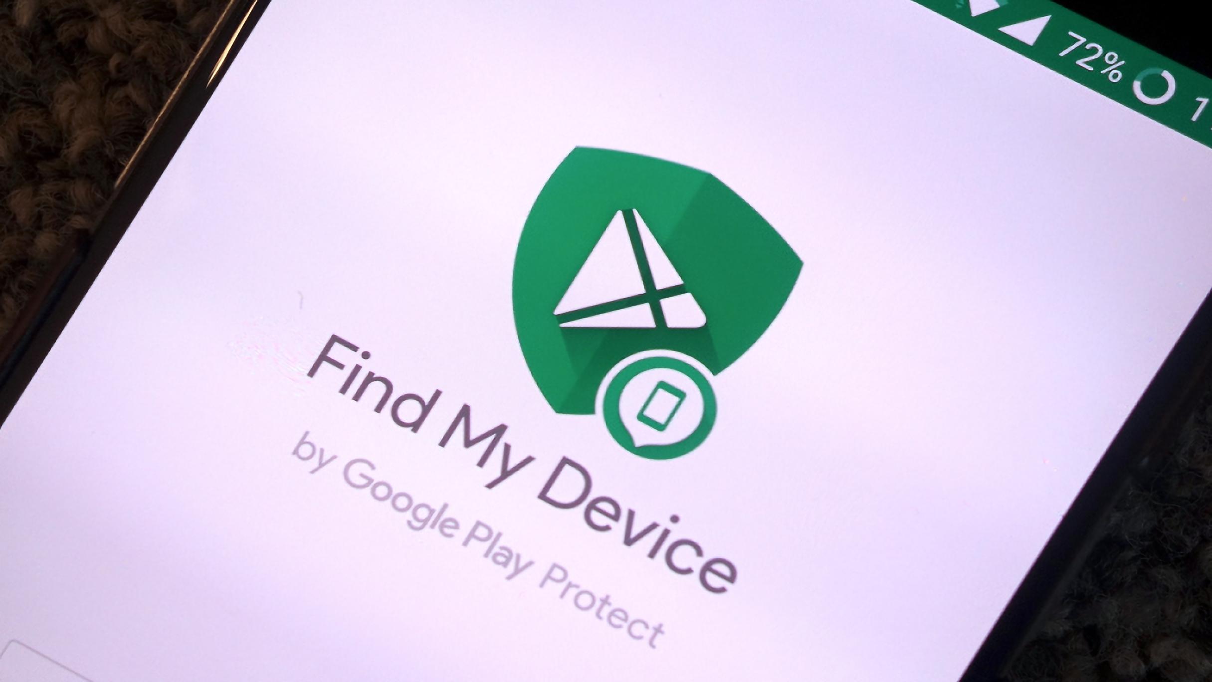 Google работает над аналогом системы Apple Find My для Android-устройств