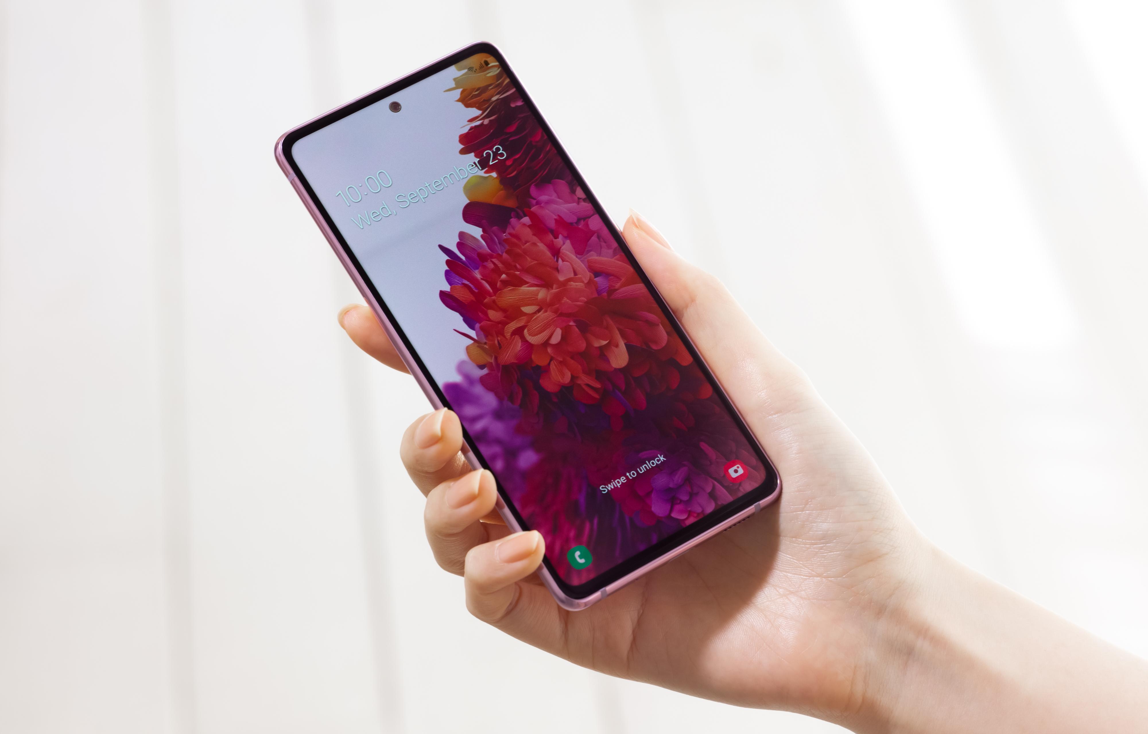 Samsung выпустила для Galaxy S20 FE оболочку One UI 3.1: что нового и когда ждать обновление
