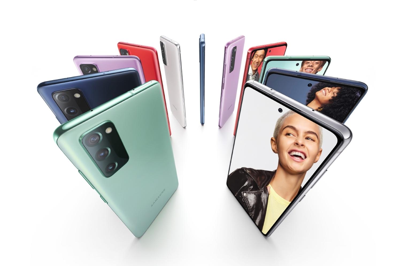 Samsung Galaxy S20 FE с обновлением получил некоторые функции камеры Galaxy S21