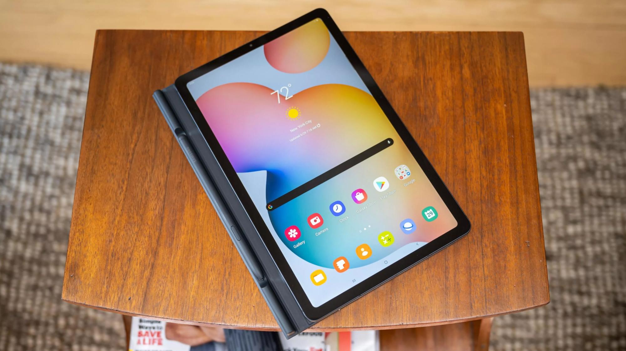 Galaxy Tab S6 Lite с обновлением One UI 3.1 получил поддержку Samsung DeX