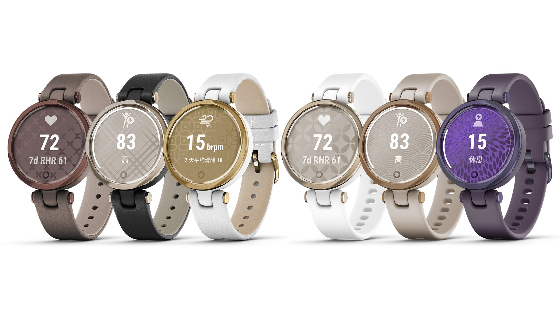 Garmin готовит к выходу женские смарт-часы Lily: две версии, экран на 1.3 дюйма, датчик SpO2, автономность до 5 дней и ценник в 200 евро