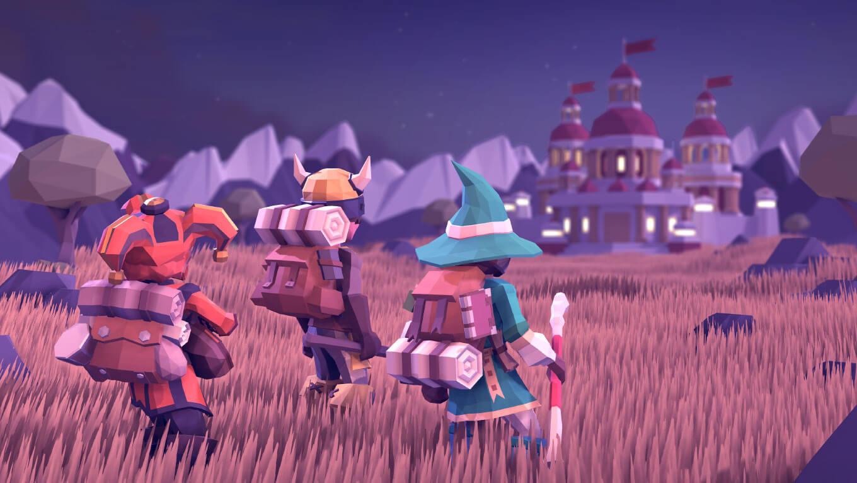 Epic Games Store дарит необычную стратегию For The King и обычный шутер Metro Last Light Redux для ПК