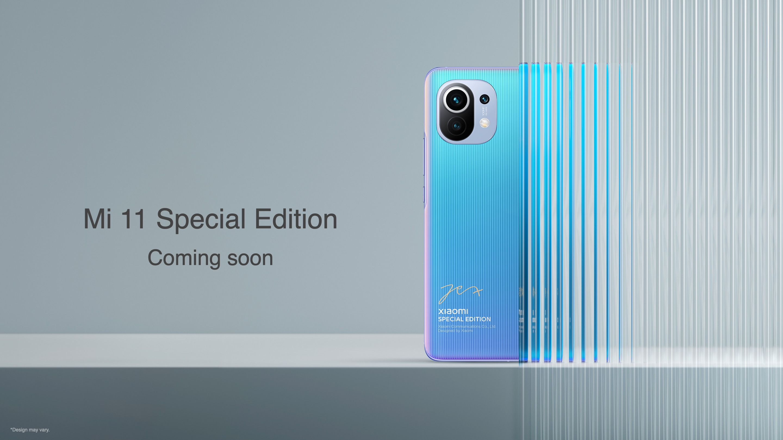 Xiaomi готовит для глобального рынка еще и специальную версию флагмана Mi 11