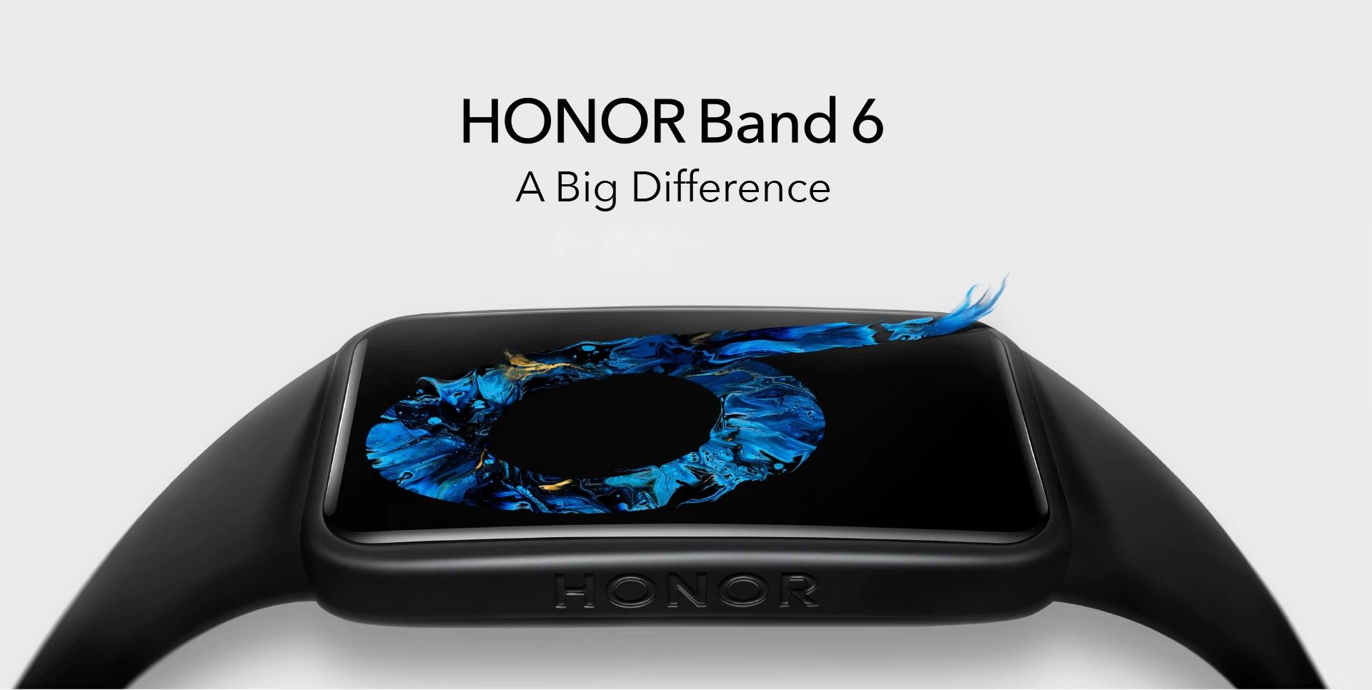 Глобальную версию Honor Band 6 уже можно предзаказать на AliExpress по акционной цене