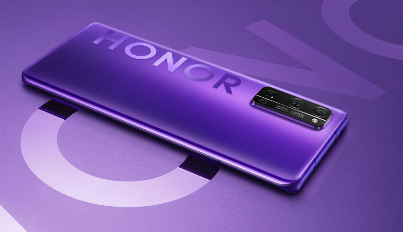 Инсайдер: флагманскую линейку смартфонов Honor V40 представят 12 января