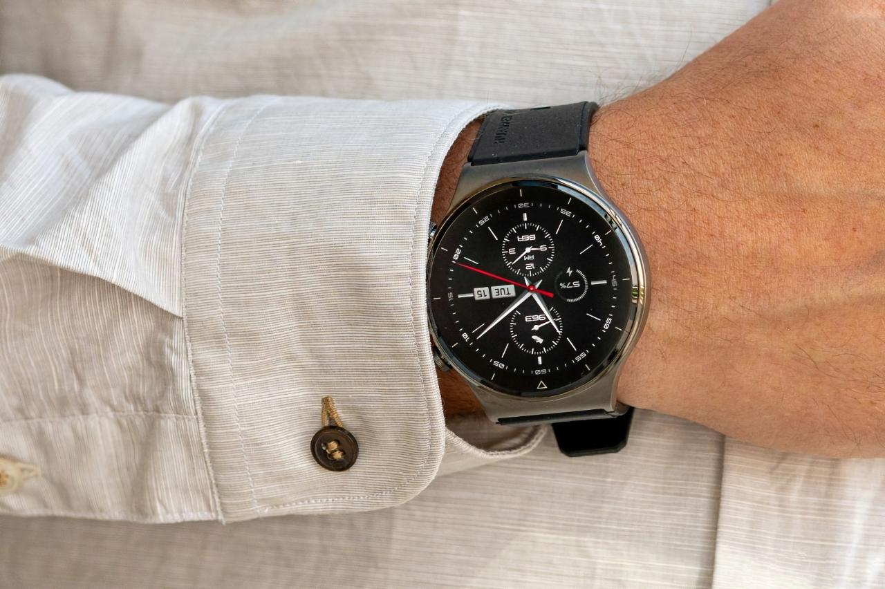 Huawei Watch GT 2 Pro получили новое обновление прошивки с несколькими полезными нововведениями