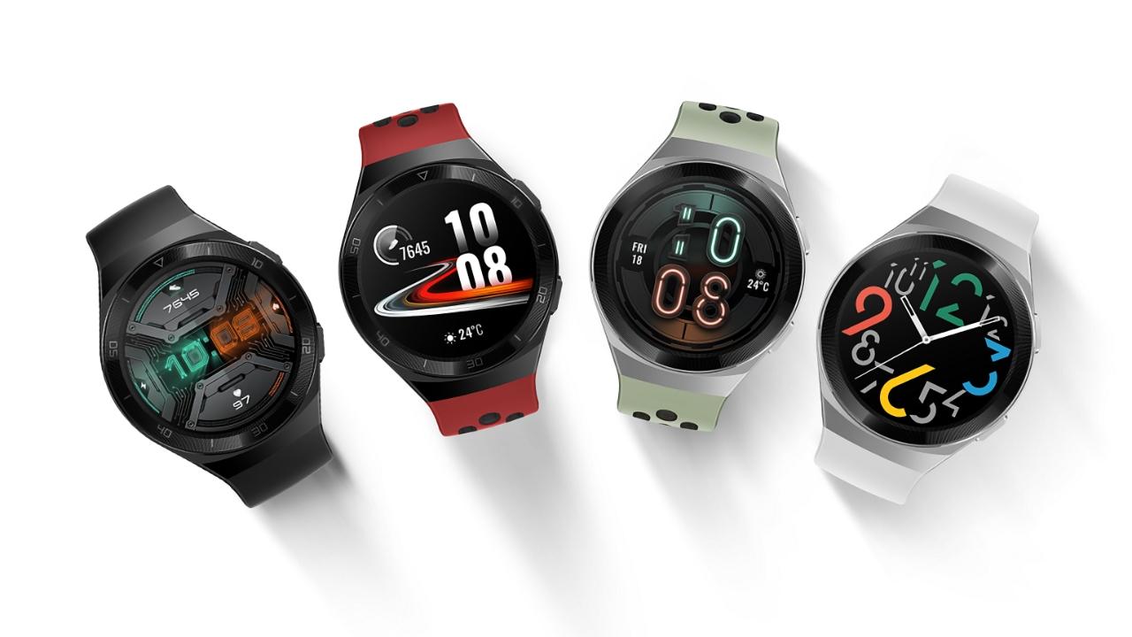 Huawei Watch GT 2e получили новое обновление ПО: исправили ошибки и добавили поддержку прогноза погоды на 7 дней
