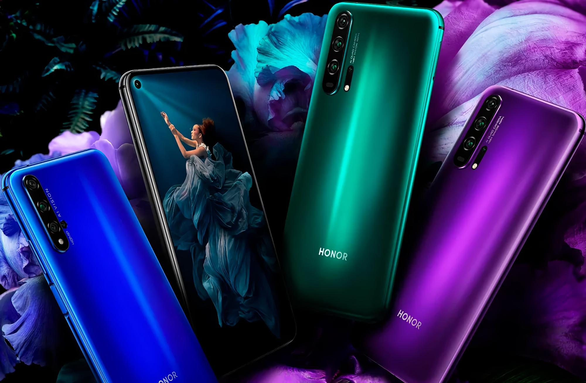 Huawei будет заниматься обновлением ПО некоторых смартфонов Honor