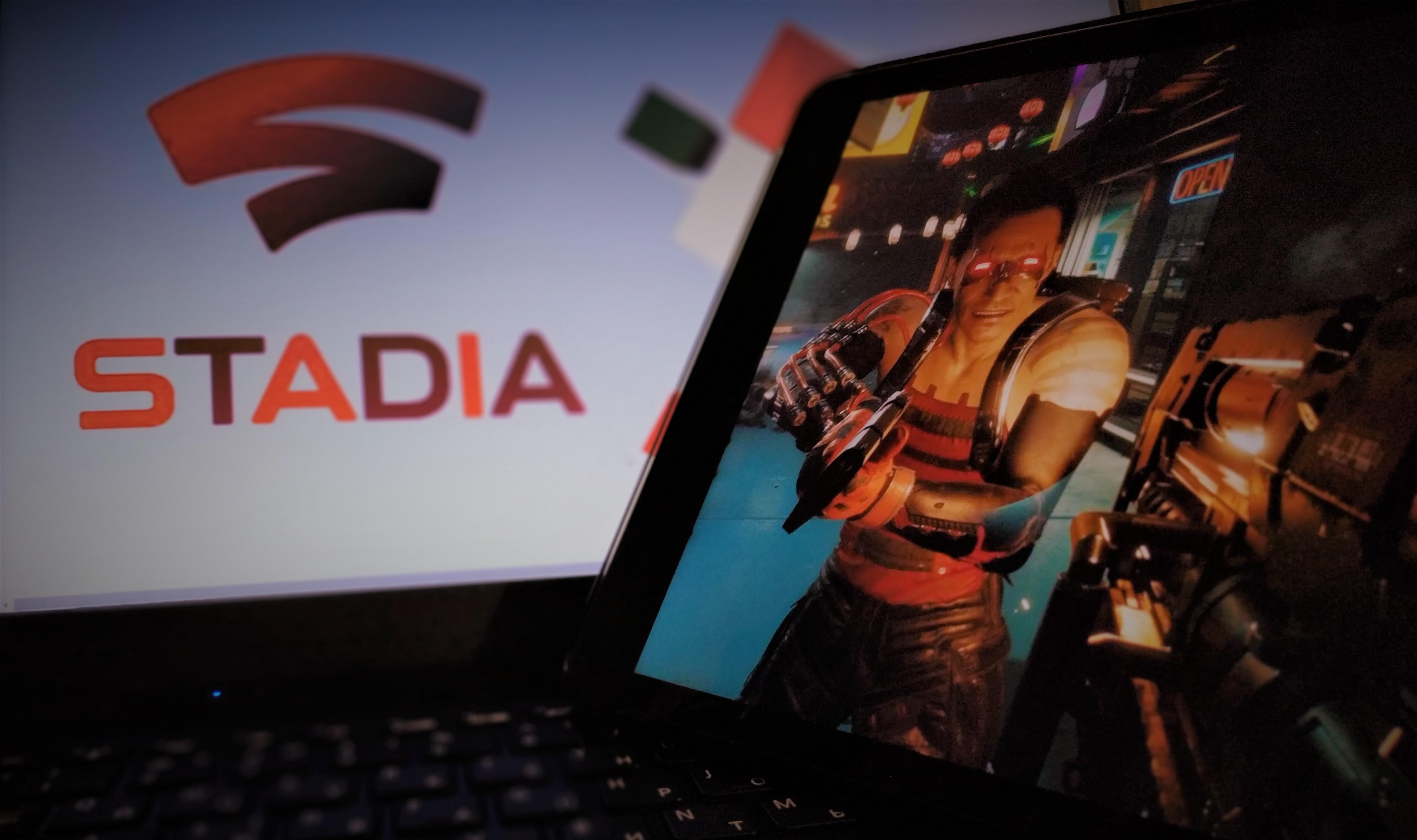 Google Stadia выходит на iPhone и iPad, и Cyberpunk 2077 работает там даже лучше, чем на PlayStation 5