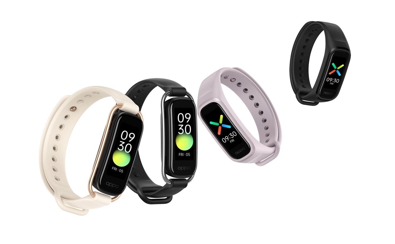 Смарт-браслет OPPO Band выходит на глобальном рынке: устройство уже прошло сертификацию