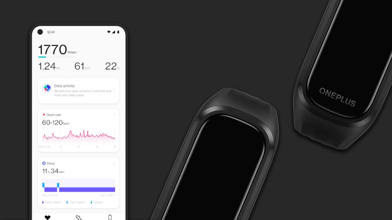 OnePlus Band на подходе: в Google Play вышло приложение OnePlus Health, и датамайнеры не удержались