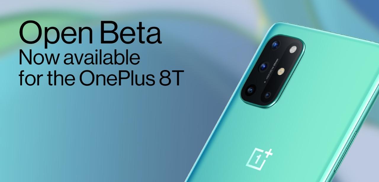 OnePlus запустила программу бета-тестирования OxygenOS для OnePlus 8T