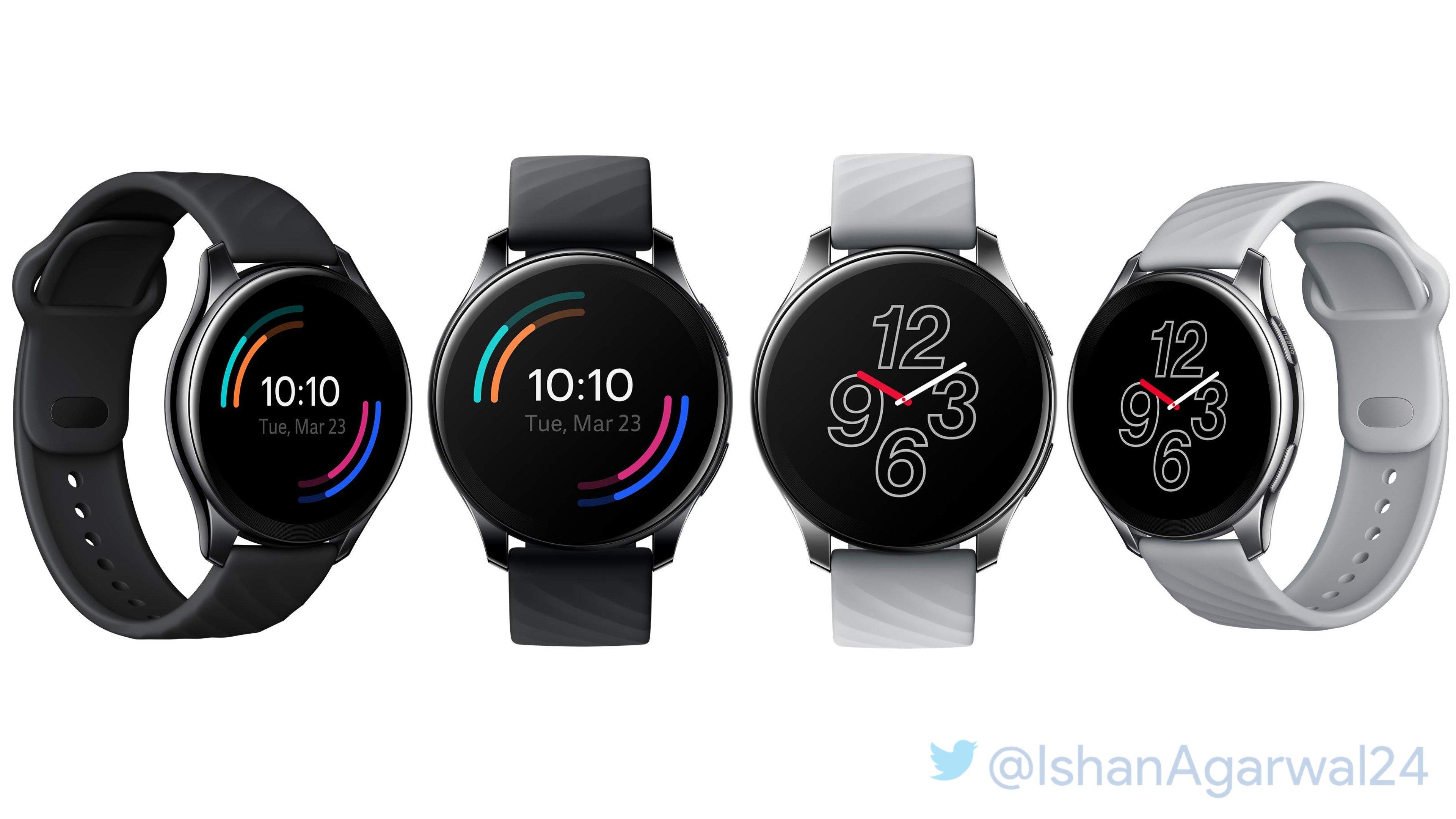 Сколько будут стоить смарт-часы OnePlus Watch в Европе