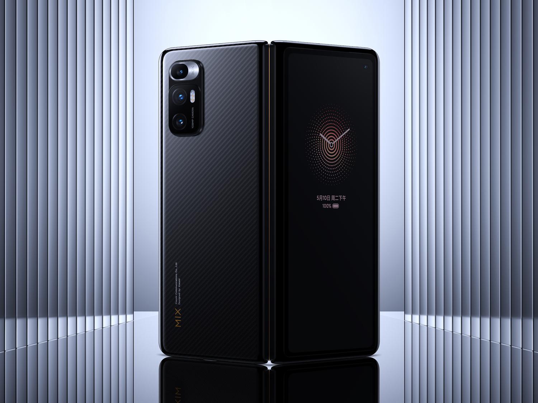 Mi Mix Fold: первый складной смартфон Xiaomi и первый смартфон с камерой с жидкой линзой за $1500