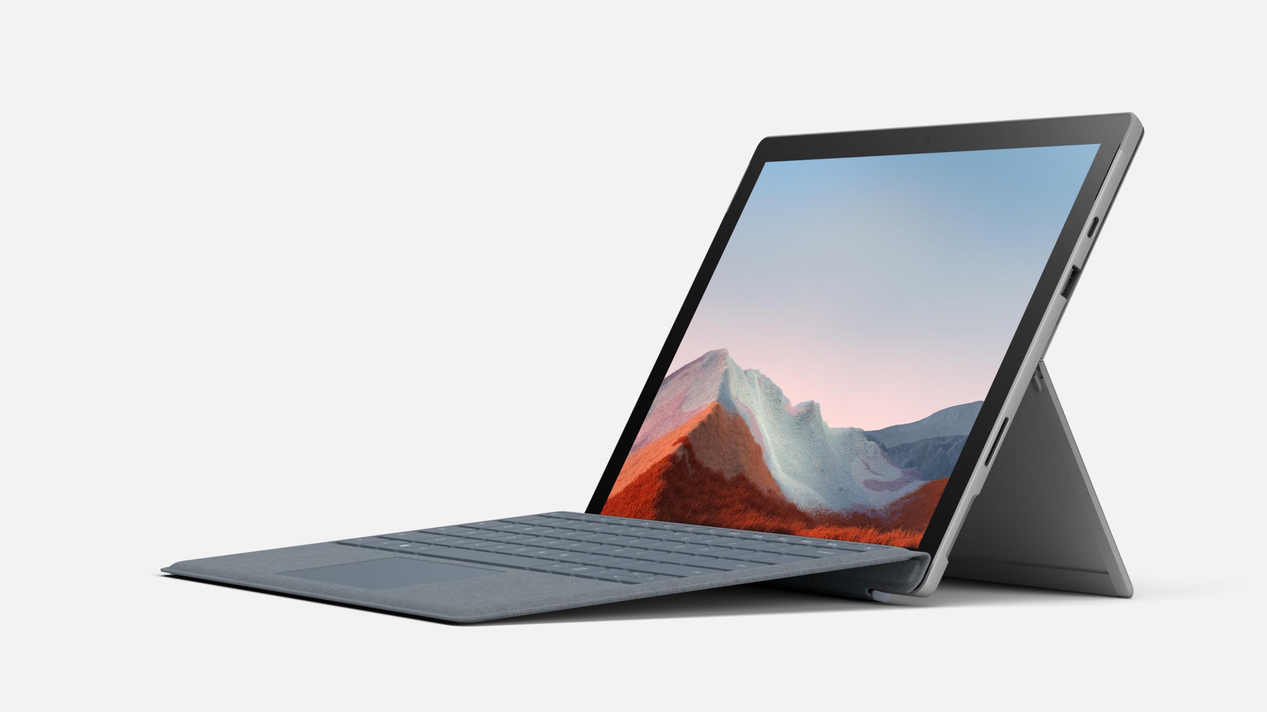 Microsoft выпустила Surface Pro 7 Plus со старым дизайном, обновлённым железом и без 5G