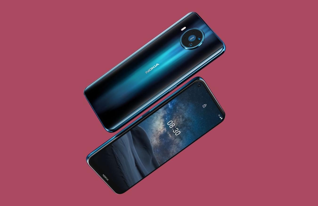 HMD Global готовит преемника Nokia 8.3 5G: смартфон получит чип Snapdragon 775 и камеру на 108 МП